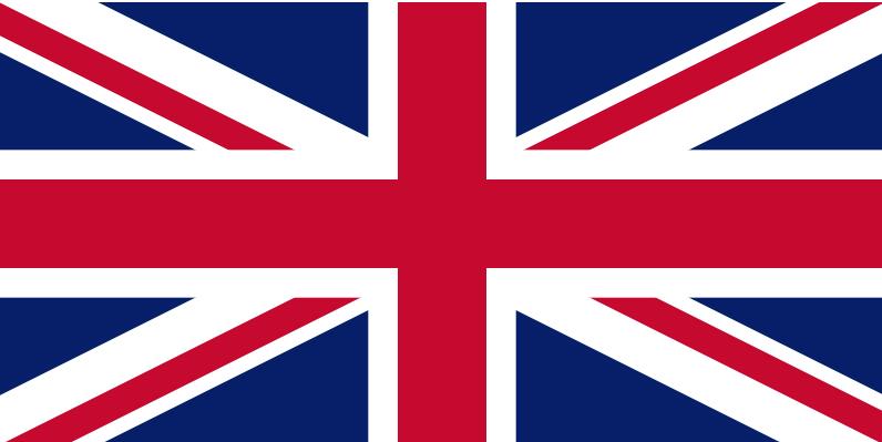 Flagge GB/USA 30x21