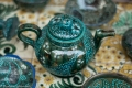 Ceramics workshop Alisher Nazirov in Rishtan
